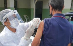 Alunos de Enfermagem das Etecs reforçam campanha de vacinação