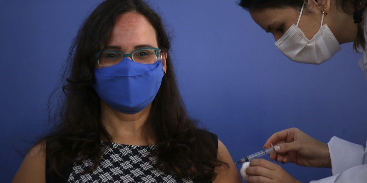 Estado de SP ultrapassa marca de 60 milhões de vacinas contra COVID-19 aplicadas