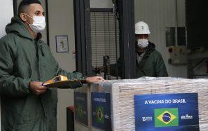 SP chega a 39,7 milhões de doses da vacina contra o coronavírus entregues ao país