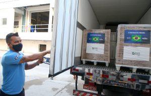 Governo de SP supera 40 milhões de doses da vacina do Butantan entregues aos brasileiro
