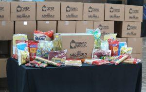 Governo entrega mais 1.500 cestas básicas para famílias em vulnerabilidade