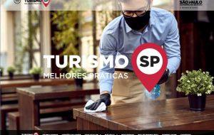 Secretaria de Turismo lança plataforma de boas práticas para enfrentar a pandemia