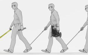 Robô-guia para cegos é selecionado em edital de pesquisa estratégica sobre internet