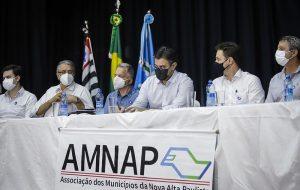 Governo de SP anuncia e entrega obras na região da Nova Alta Paulista
