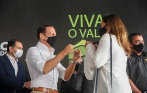 Governo de SP lança programa de desenvolvimento Viva o Vale no Vale do Paraíba