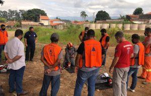 Defesas Civis Municipais realizam treinamentos para utilização de novos equipamentos
