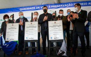 Governo anuncia investimentos de R$ 54 milhões na região de Campinas e RMSP