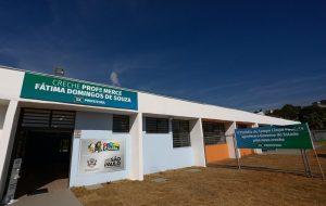 Região de Jundiaí tem vacinação e entrega de Creche Escola