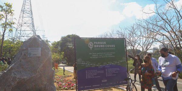 SP inicia obras no Parque Bruno Covas – Novo Rio Pinheiros, na capital