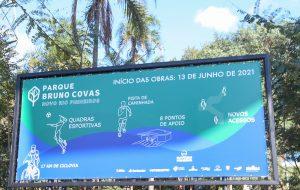 Governo de São Paulo inicia obras no Parque Bruno Covas – Novo Rio Pinheiros