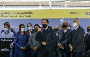Governo entrega Terminal Carapicuíba e amplia mobilidade na região Oeste de SP