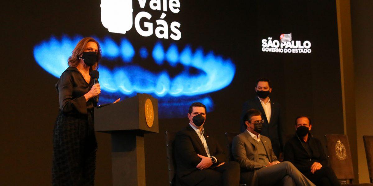 SP lança Vale Gás que vai beneficiar 500 mil pessoas em situação de vulnerabilidade