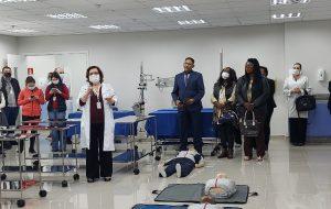 Iamspe cria Centro de Simulação Realística para treinar profissionais de saúde
