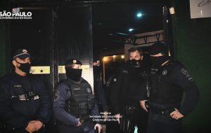 Comitê de Blitze fecha duas festas clandestinas com mais de 300 pessoas na capital