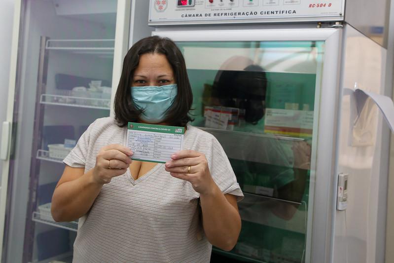 SP atinge hoje 50% da população adulta com ciclo vacinal completo contra a  COVID-19   Governo do Estado de São Paulo
