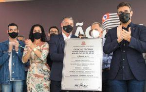 Governo de SP inaugura creche e entrega casas na região de Ourinhos