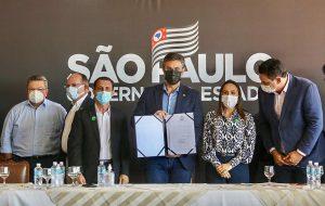 SP investe na habitação, saúde, infraestrutura, estradas e ensino técnico de Barretos