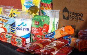 Governo de SP entrega 3 mil cestas básicas e 2 mil cartões alimentação em Heliópolis