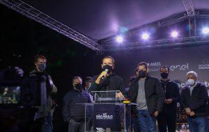 Governo de SP entrega segunda fase da iluminação na Ciclovia Novo Rio Pinheiros