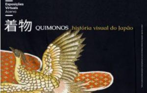 """Segov-SP promove mostra virtual """"Quimonos: história visual do Japão"""""""