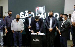 SP autoriza obras em Penápolis e libera recursos na região de Araçatuba