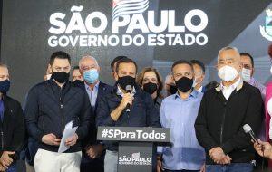 Governo autoriza R$ 96 milhões para a Raposo Tavares e anuncia Bom Prato em Cotia