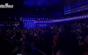 Blitze autua Espaço das Américas por show com 1.500 pessoas