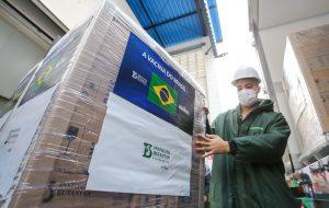 SP conclui entrega de 100 milhões de doses da Coronavac ao Ministério da Saúde