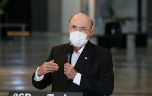 SP anuncia redução do ICMS e linha de crédito para setores afetados na pandemia