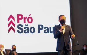 Governo anuncia programa Pró SP com recorde de R$ 47,5 bilhões em investimentos