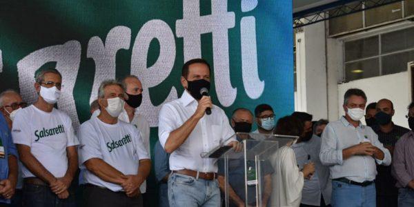 Indústria agro levará mais de 2 mil empregos à região de Araçatuba