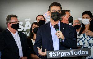 SP inaugura obras, anuncia investimentos e debate criação da unidade regional Bauru