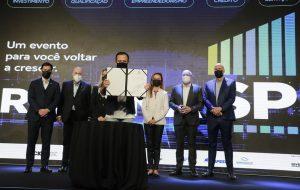 Governo inaugura 1ª edição do RetomaSP e faz entregas do Bolsa do Povo em Campinas