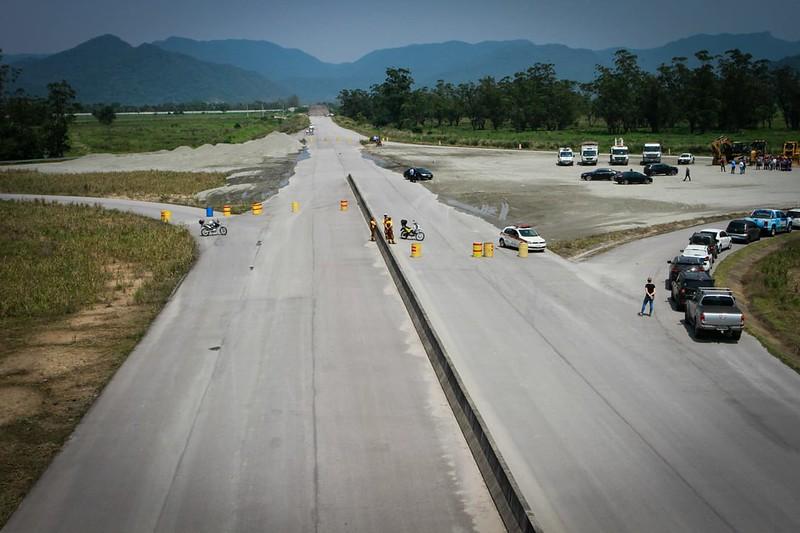 Governo do Estado retoma obra de R$ 1,5 bilhão da Rodovia dos Tamoios, entre Caraguatatuba e São Sebastião