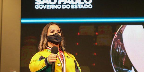 SP anuncia R$ 110 mi para inclusão e homenageia atletas paralímpicos
