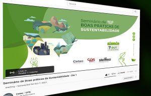 Seminário debate boas práticas de sustentabilidade nas Etecs