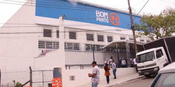 Inaugurado Bom Prato Cidade Dutra, na zona sul da capital paulista