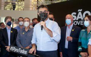 Rodrigo Garcia anuncia em Indaiatuba R$ 70 milhões para nova barragem do rio Piraí